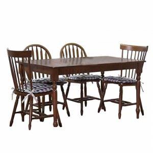 Комплект трапезна маса с 4 стола N-art