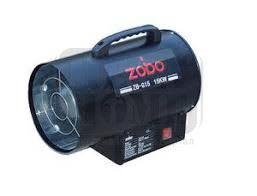 Газов калорифер Zobo ZB-G15 15 kW