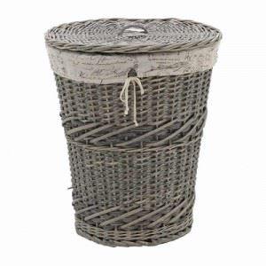 Кош за пране, 44 х 44 х 52 см Inart