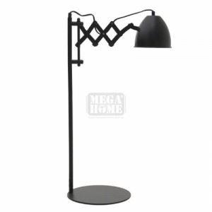 Метална настолна лампа Inart 40 x 25 x 69 см