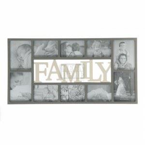 Колаж Inart Family 72 х 37 см