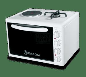 Готварска печка комбинирана 203vfе