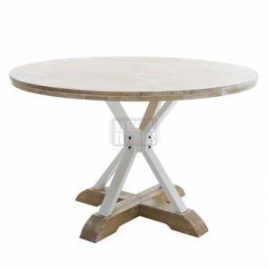 Дървена маса Inart
