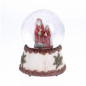 Преспапие Рождество Христово Inart 11 х 11 х 15 см