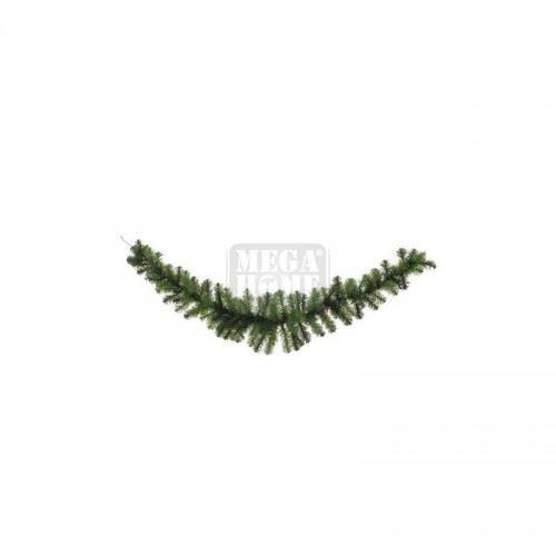 Коледен гирлянд Inart PVC 1.80 м