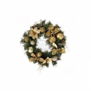 Коледен венец Inart 30 см