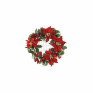 Венец Коледни звезди Inart 30 см