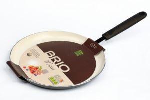 Тиган за палачинки Brio Mocca 25 см