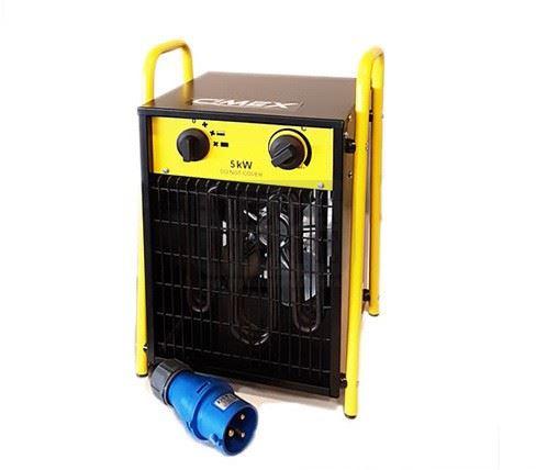Електрически калорифер Cimex EL5.0S 5.0 kW