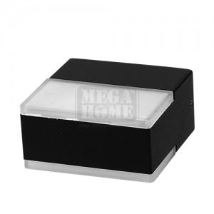 LED фасадно осветително тяло 9 W 4200 K 220 V Ultralux LOF942