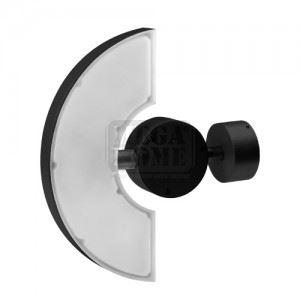 LED фасадно осветително тяло 6 W 4200K подвижно Ultralux LOF642P