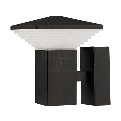 LED фасадно осветително тяло 6 W 2700 K куб Ultralux LOF627K