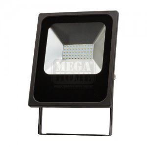 LED прожектор слим студена светлина Ultralux 90 - 260 V 50 W SMD