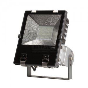 LED прожектор Ultralux IP65 100 W студена светлина