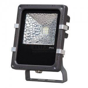 LED прожектор Ultralux IP65 12 W студена светлина