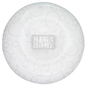 Декоративна LED плафониера Ultralux 36 W 4000 K IP20