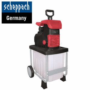 Градинска дробилка 2800 W Scheppach