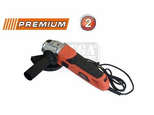 Ъглошлайф Premiumpowertools 900 W 125 мм с регулиране на обороти