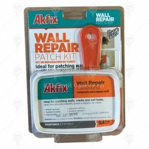 Комплект за ремонт на стена 4 части Akfix 16 бр