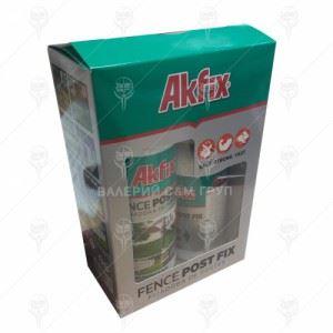 Полиуретанова система за фиксиране Akfix 12 х (350 гр+325 гр)