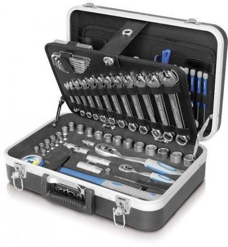 Комплект инструменти Erba 106 части в куфар