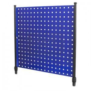 Перфорирана стена 640 х 650 мм за количка за инструменти Erba