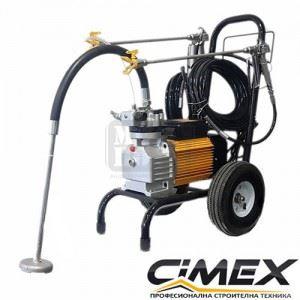 Машина за безвъздушно боядисване CIMEX AIRLESS X990