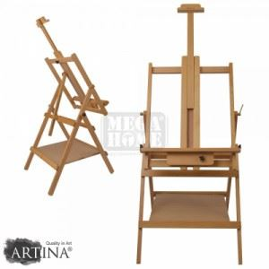 Професионален статив за рисуване Artina Лион 60 х 70 х 180 см