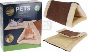 Котешко легло 2 в 1 60 х 90 х 4 см