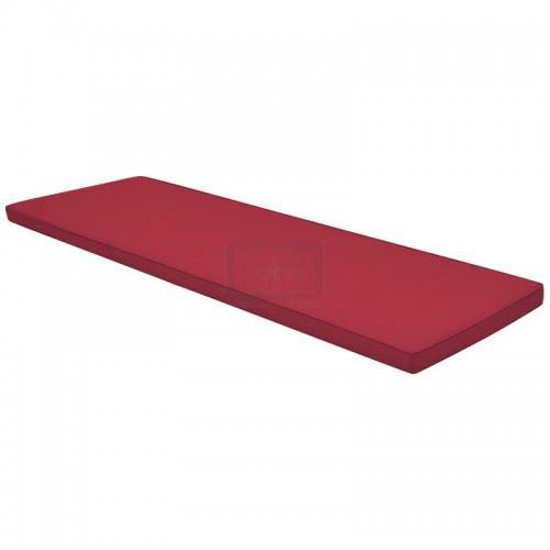 Възглавница за пейка 150 х 48 х 5 см