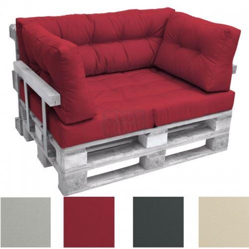 Комплект възглавници за мебел от палета Лукс