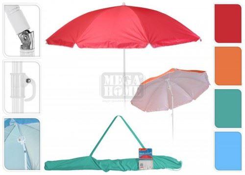Плажен чадър 100 % полиестер
