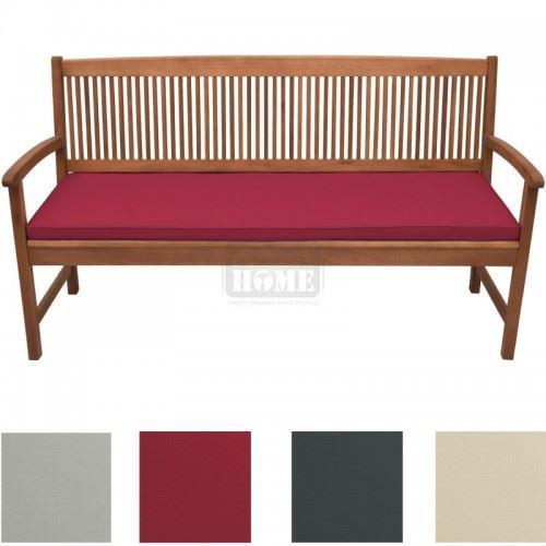 Възглавница за пейка 180 х 48 х 5 см