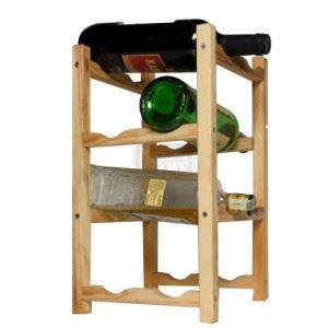 Стойка за вино 22 x 22 x 39 см
