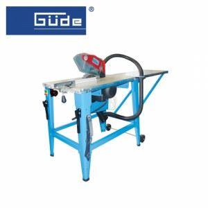 Стационарен циркуляр GTKS 315 230 V GÜDE