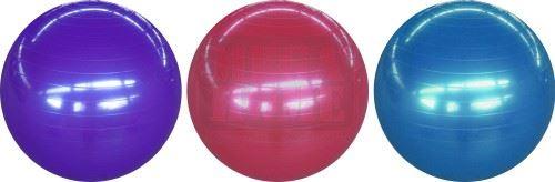 Гимнастическа топка 65 см гладка