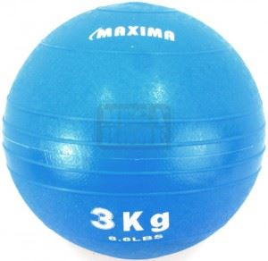 Медицинска топка мека Maxima 3 кг