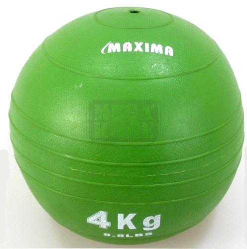 Медицинска топка мека Maxima 4 кг