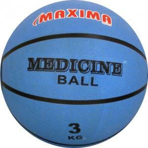 Медицинска топка гумена Maxima 3 кг