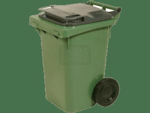 Пластмасова кофа на колела Profis 60 литра