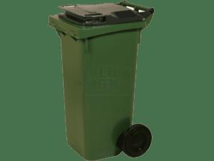 Пластмасова кофа на колела Profis 80 литра