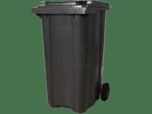 Пластмасова кофа на колела Profis 240 литра