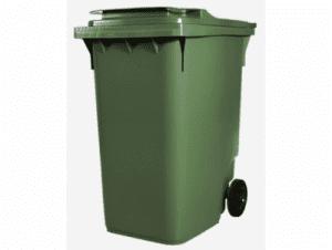 Пластмасова кофа на колела Profis 360 литра