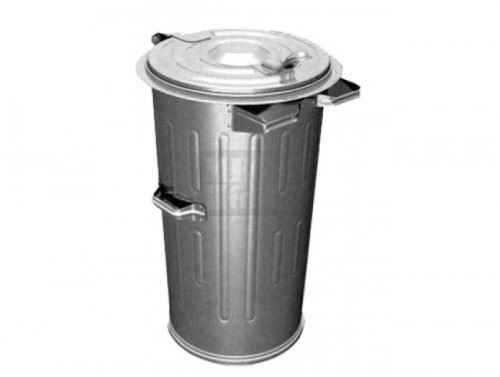 Метална кофа Profis 110 литра