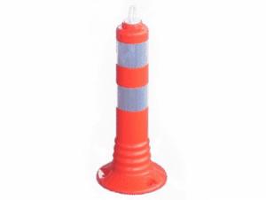 Гумено колче тип ограничител с халка Profis H 40 см / H 70 см