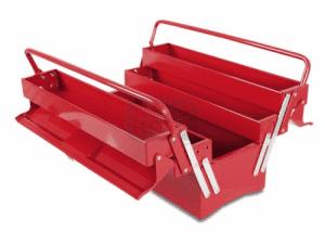 Метална кутия за инструменти Profis 404 х 200 х 290 мм