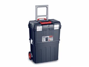 Мобилна кутия за инструменти Profis с 2 допълнителна кутия
