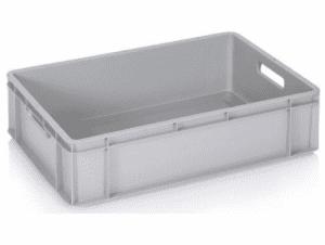 Пластмасова плътна каса Profis 600 х 400 х 160 мм
