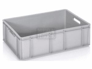 Пластмасова плътна каса Profis 600 х 400 х 200 мм