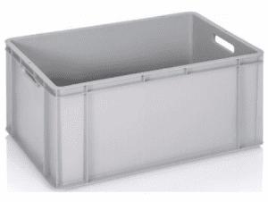 Пластмасова плътна каса Profis 600 х 400 х 300 мм